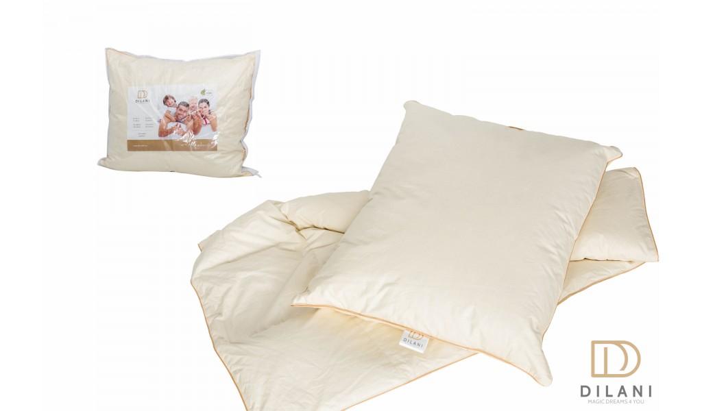 Poduszka puchowa comfort - dilani